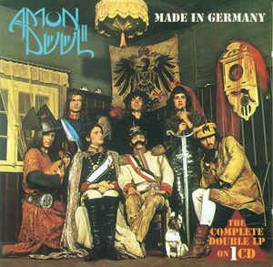 Amon Duul II Made In Germany