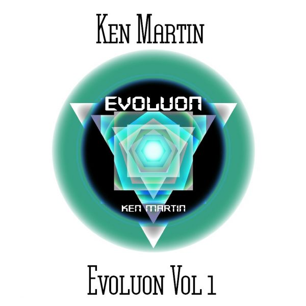 Ken Martin - Evoluon Vol 1 - Web