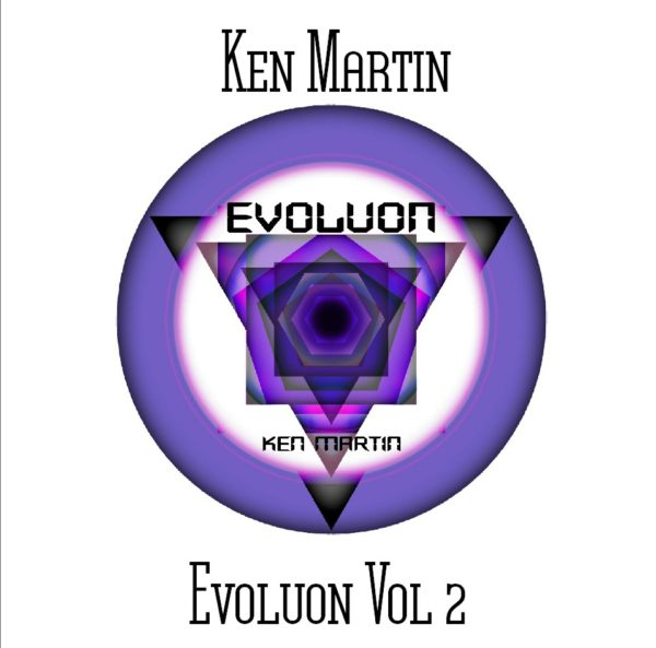 Ken Martin - Evoluon Vol 2 - Web