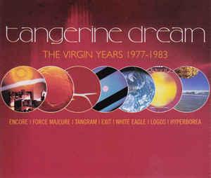 Tangerine Dream The Virgin Years 1977 to 1983