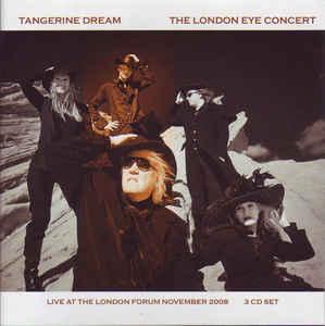 Tangerine Dream The London Eye Concert
