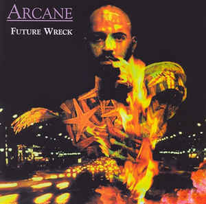 Arcane Future Wreck Standard Cover