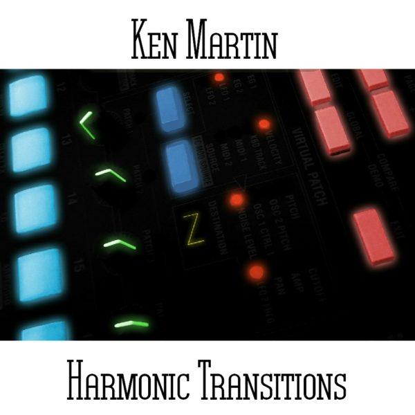 Ken Martin - Harmonic Transitions - Web