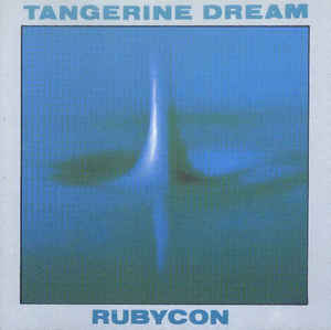Tangerine Dream Rubycon Virgin