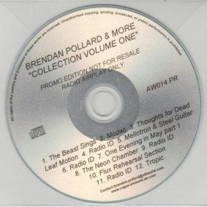 Brendan Pollard & More One Promo