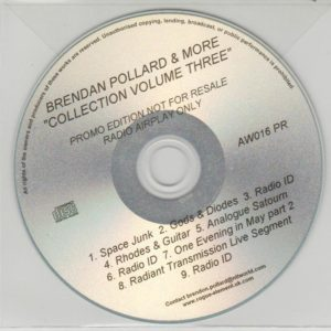 Brendan Pollard & More Three Promo