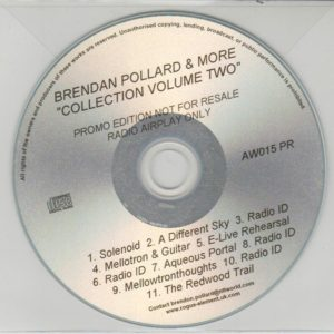 Brendan Pollard & More Two Promo