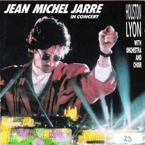 Jean Michel Jarre In Concert Houston Lyon