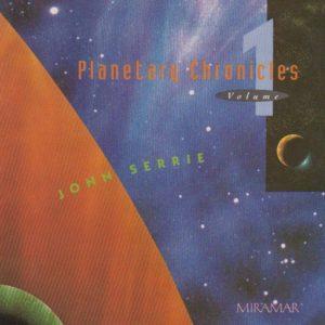 Jonn Serrie Planetary Chronicles Vol 1