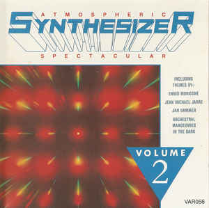 Various Atmospheric Synthesizer Spectacular Vol 2