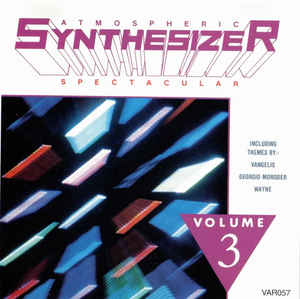 Various Atmospheric Synthesizer Spectacular Vol 3