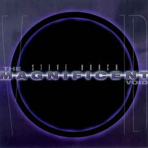 Steve Roach The Magnificent Void