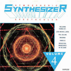 Various Atmospheric Synthesizer Spectacular Vol 4