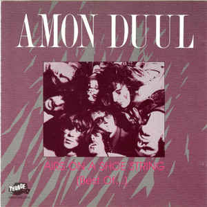Amon Duul Airs on a Shoe String