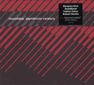Monolake Plumbicon Versions