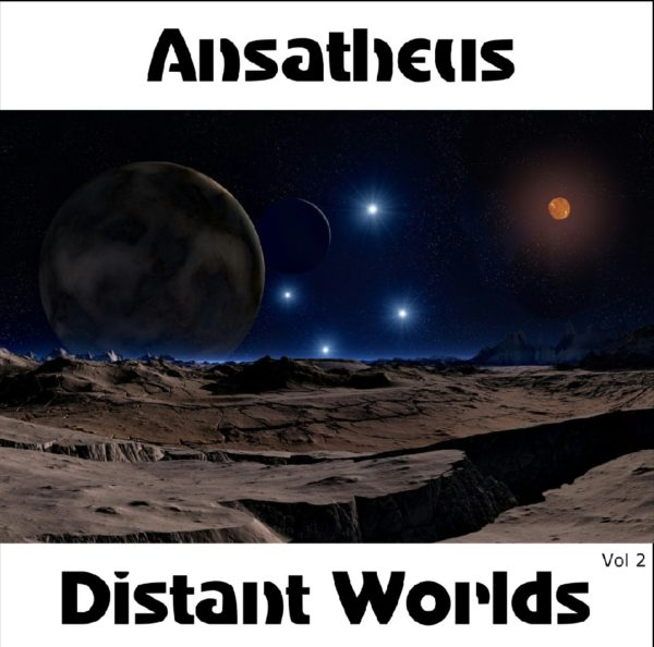 Ansatheus - Distant Worlds Vol 2 - Web