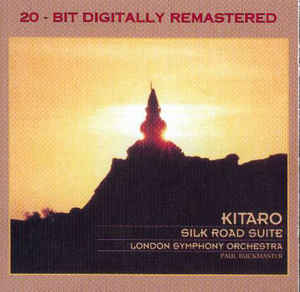 Kitaro Silk Road Suit 20 Bit Remaster