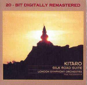 Kitaro Silk Road Suit 20 Bit Remaster