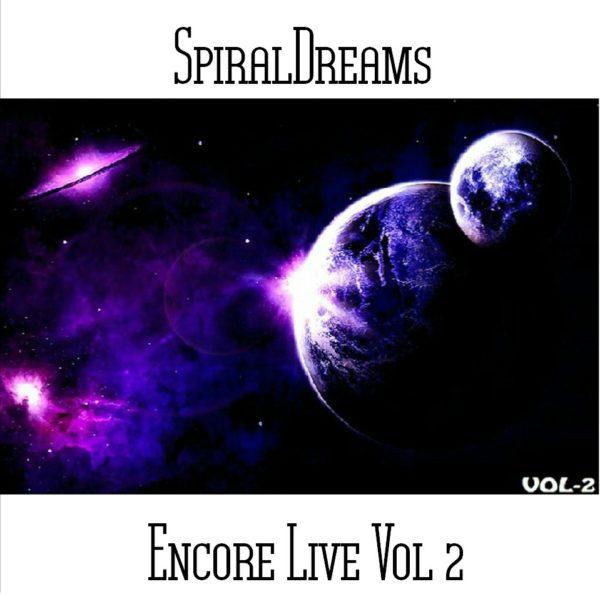 SpiralDreams - Encore Live Vol 2 - Web