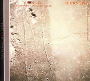 Brian Eno Apollo Digi Pack Version