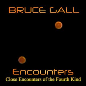 Bruce Gall - Encounters - Cover