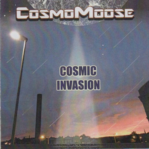 CosmoMoose Cosmic Invasion