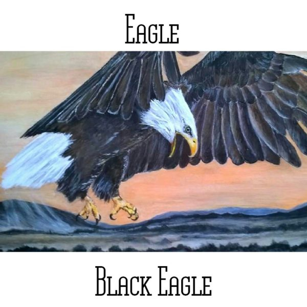 Eagle - Black Eagle - Web