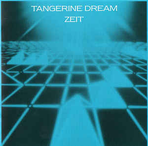 Tangerine Dream Zeit Jive Electro